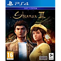 Shenmue 3 - Day One Edition - PlayStation 4