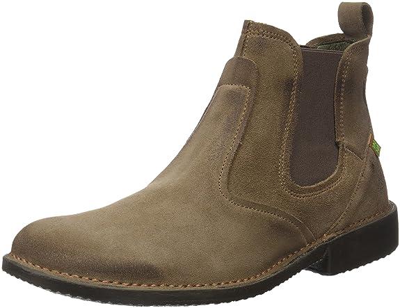 El Naturalista Herren Ng24 Lux Suede LandYugen Chelsea Boots