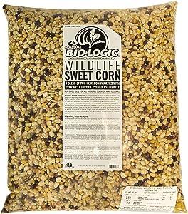 BioLogic Sweet Corn Non-GMO 8544 Plants 1 Acre
