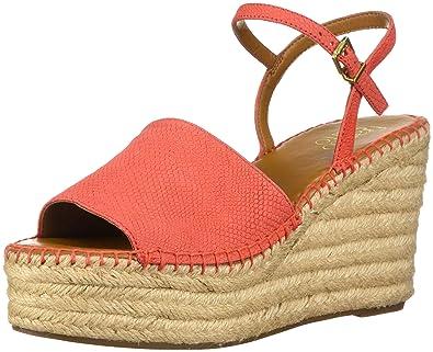 cec68451f726 Amazon.com  Franco Sarto Women s Tula Espadrille Wedge Sandal  Shoes