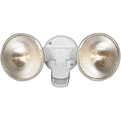 Brinks 7120W 110-Degree Motion Par Security Light