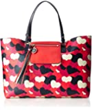 Tommy Hilfiger Love Reversible Tote Heart AW0AW04070 906