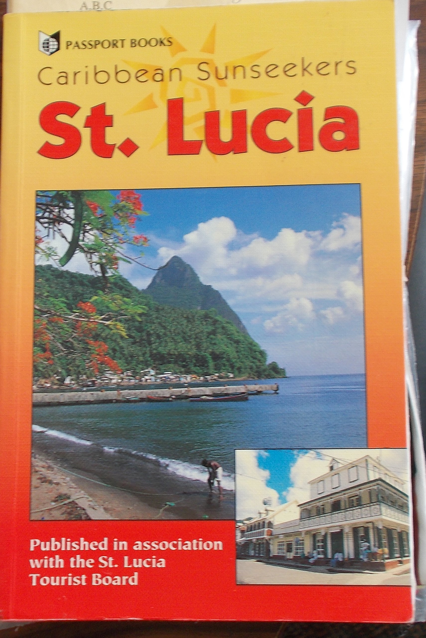 St. Lucia (ST LUCIA (PASSPORT BOOKS)) Paperback – March 1, 1996 Don Philpott 0844249270 Europe - Italy Saint Lucia; Guidebooks.
