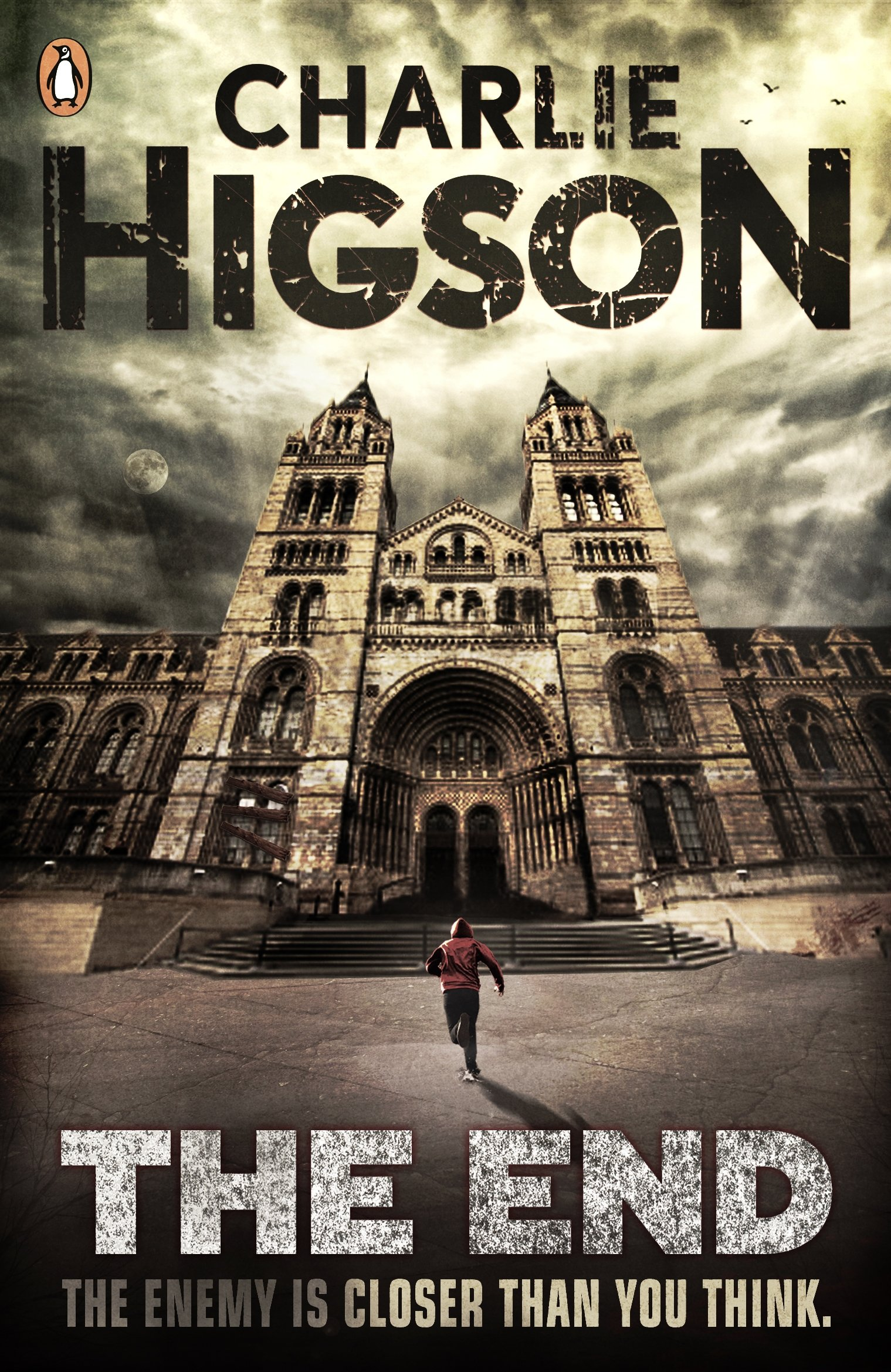 Amazon: The End (the Enemy Book 7) (9780141362144): Charlie Higson:  Books