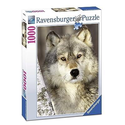 Ravensburger Puzzle Loup, 1000pièces (19761)
