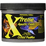 Xtreme Aquatic Foods 2135-D Cichlid Peewee Fish Food