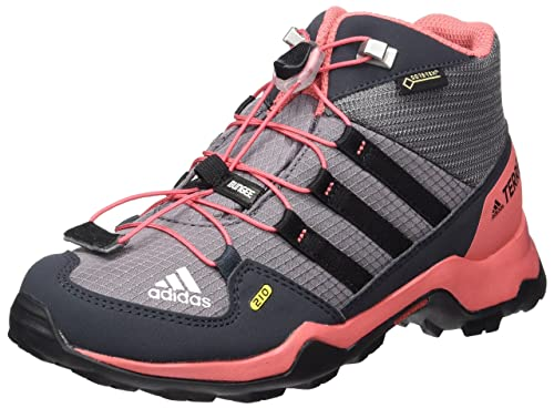 3816128eb21be adidas Unisex Kids  Terrex Mid GTX High Rise Hiking Shoes  Amazon.co ...