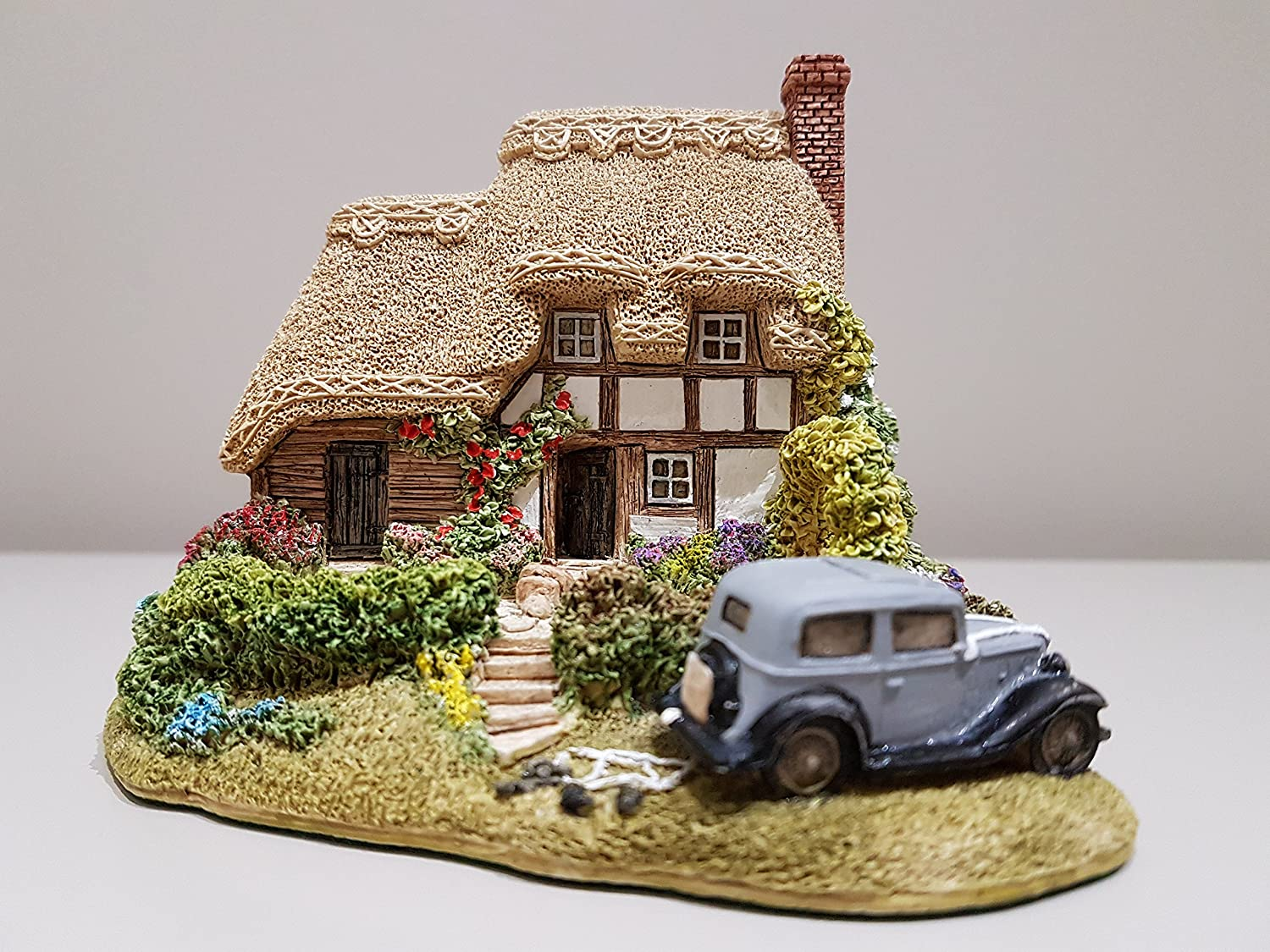 Lilliput Lane - Heaven Lea Cottage, Made In Great Britain