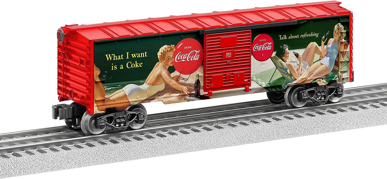 Lionel Automobile Train Boxcar