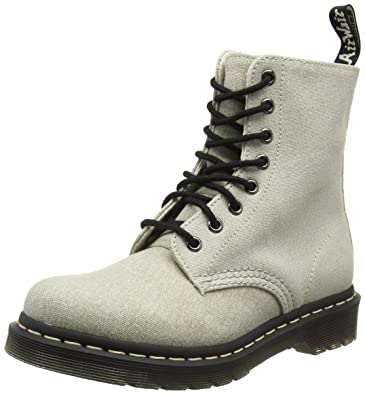 2147f55016f Dr. Martens Women's Page Mix Ankle Boots, Off- Off-White (Bone ...