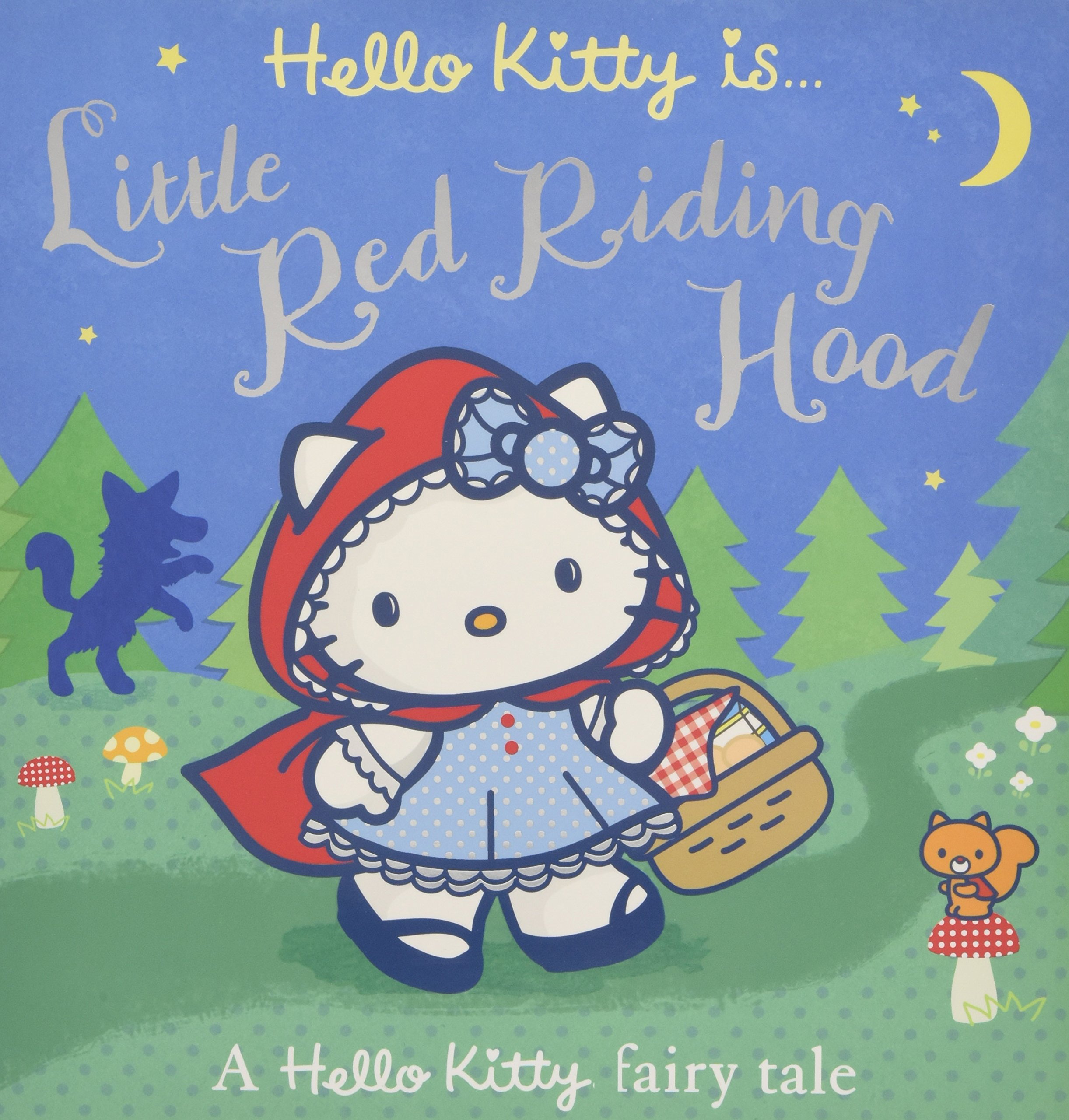 Hello Kitty is... Little Red Riding Hood PDF