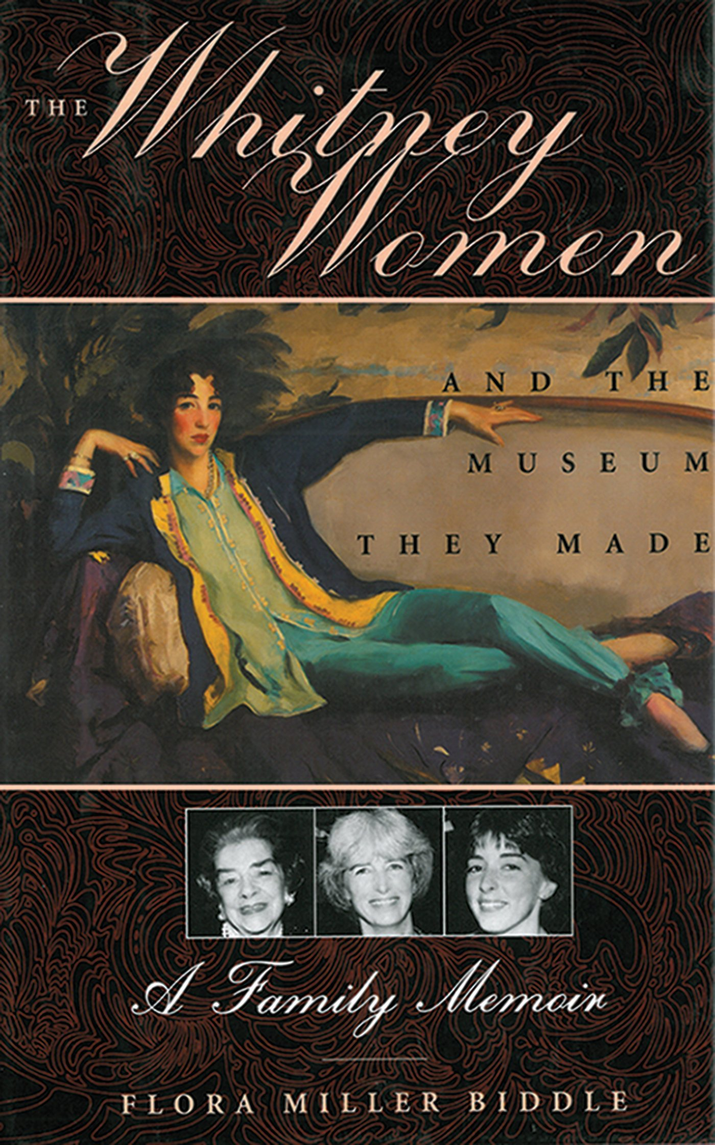 Download The Whitney Women and the Museum They Made: A Family Memoir ebook