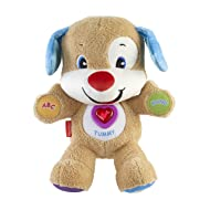 Fisher-Price Laugh and Learn Puppy, Brown