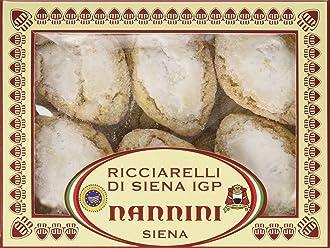 Pasticcerie Nannini Ricciarelli di Siena Igp Mandorla - 250 G