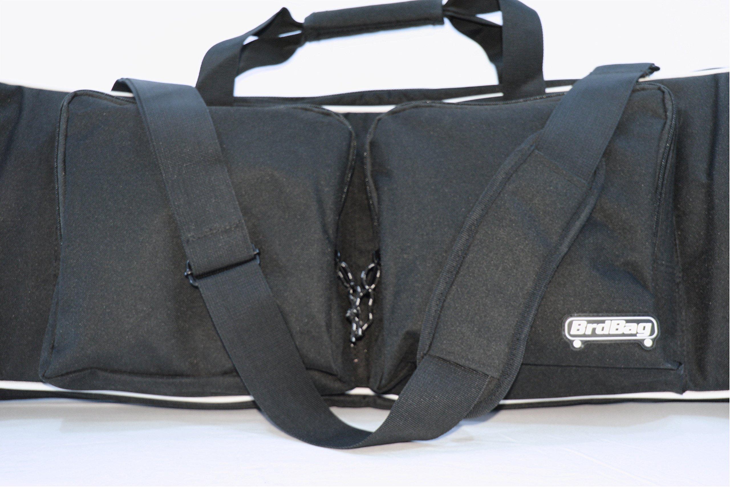 hubro designs brdbag boosted board bag with backpack straps padded