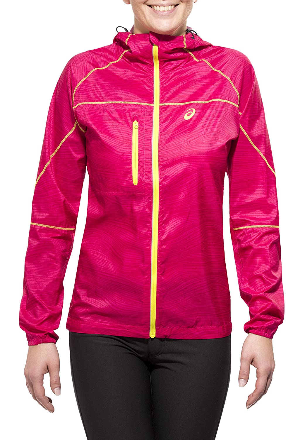 Asics FUJI PACKABLE Women's Running Jacket