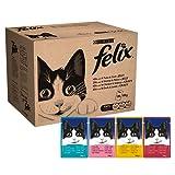 Felix Wet Cat Adult Food Pouch, 120 x 100 g