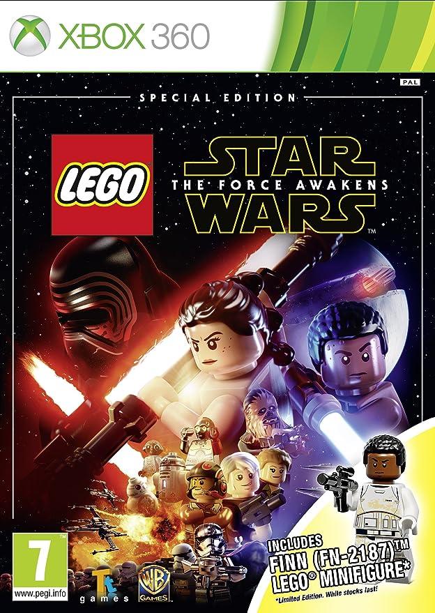 Lego Star Wars: The Force Awakens Special Edition [Importación Inglesa]: Amazon.es: Videojuegos
