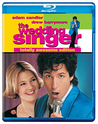 The Wedding Singer Totally Awesome Edition Blu Ray