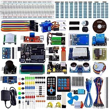 Amazon.com: smraza Uno Proyecto Ultimate Starter Kit para ...