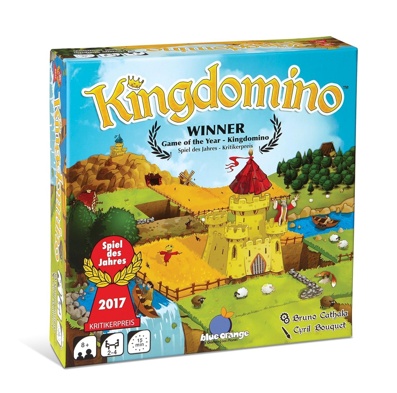 Kingdomino Strategy Game