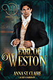 Earl of Weston: Wicked Regency Romance (Wicked Earls' Club)