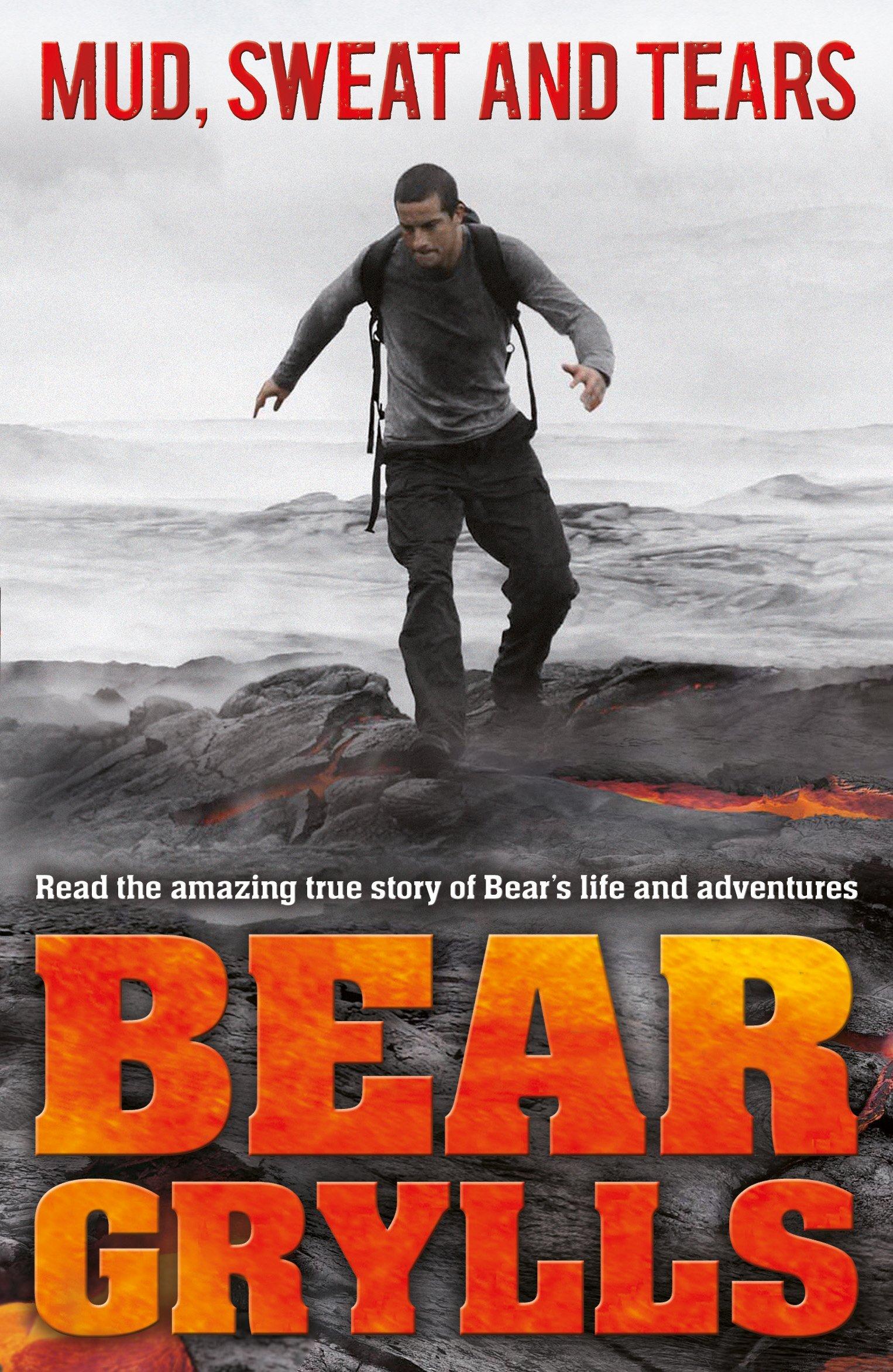 bear grylls dutch barge