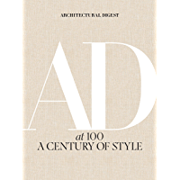 Architectural Digest at 100: A Century of Style book cover