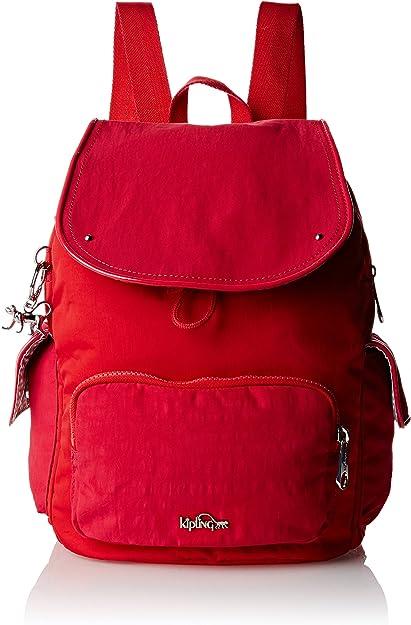 Kipling Mochilas Escolares, 34 cm, 13 Liters, Rojo: Amazon.es ...