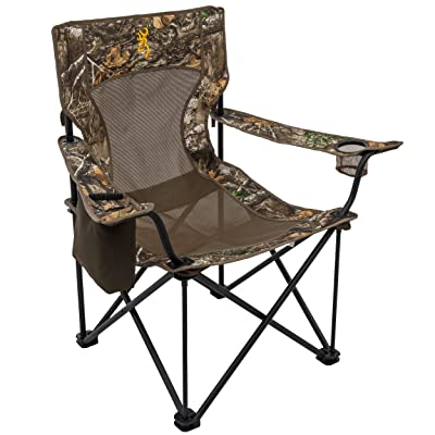Browning Camping Kodiak Chair : Camping Furniture : Sports & Outdoors
