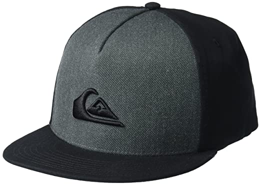 Amazon.com  Quiksilver Boys  Big STUCKLES SNAP Youth Trucker HAT ... 1c823449cec