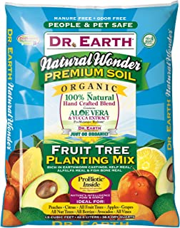 product image for Dr. Earth 804 1-1/2 Cubic Feet Fruit Tree Planting Mix