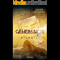 Geheimakte Atlantis (German Edition)