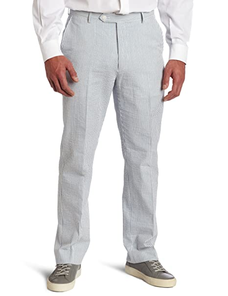 Amazon.com: Tommy Hilfiger de los hombres Flat Front Pant ...