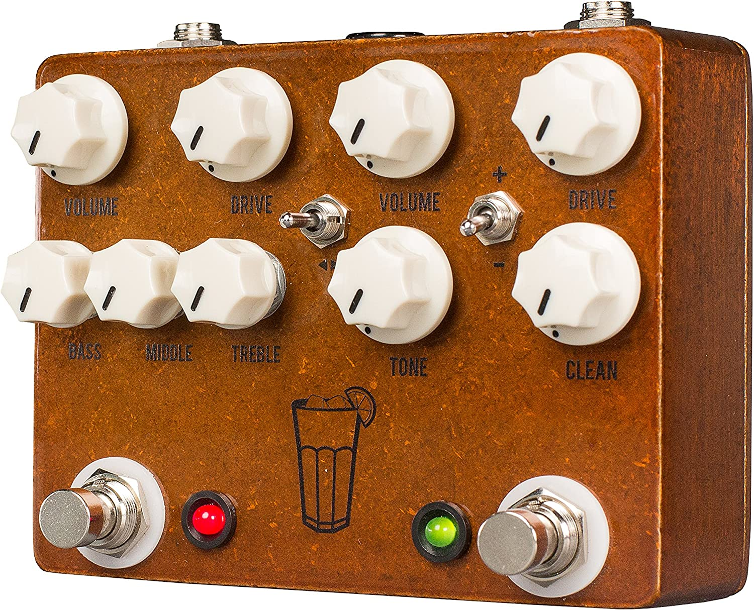 JHS Pedals Sweet Tea V3 - Pedal de efectos para guitarra: Amazon ...