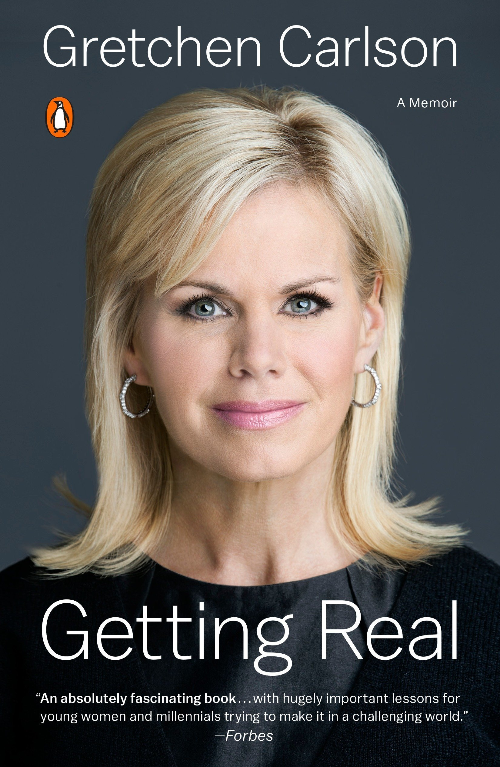 Getting Real Gretchen Carlson 9780143109242 Amazon Books