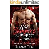 Her Vampire Suspect