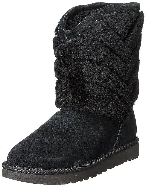 23de60e1cdd UGG Australia Womens Tania Closed Toe Mid-Calf Fashion Boots, Black ...