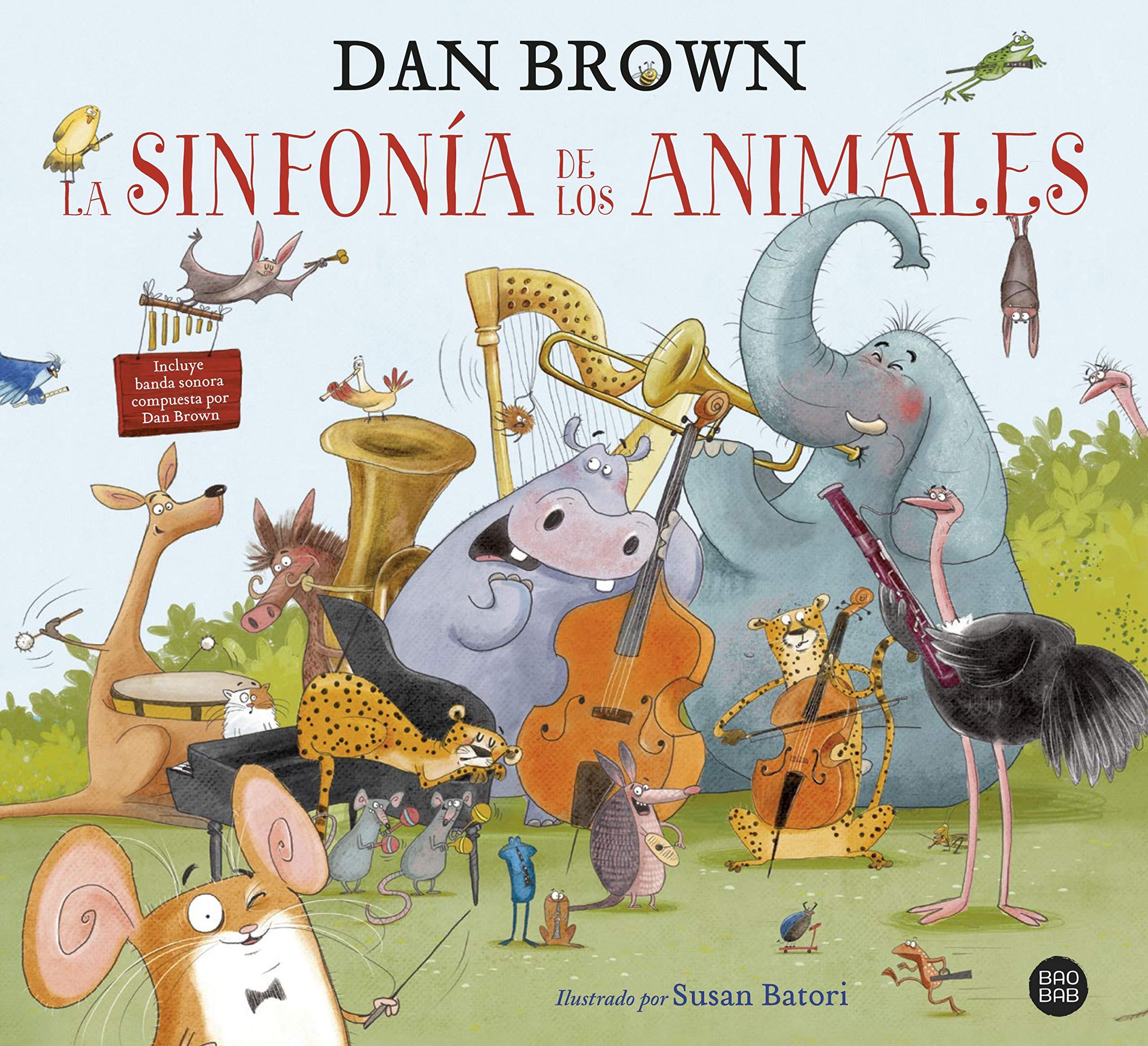 La sinfonía de los animales, Dan Brown