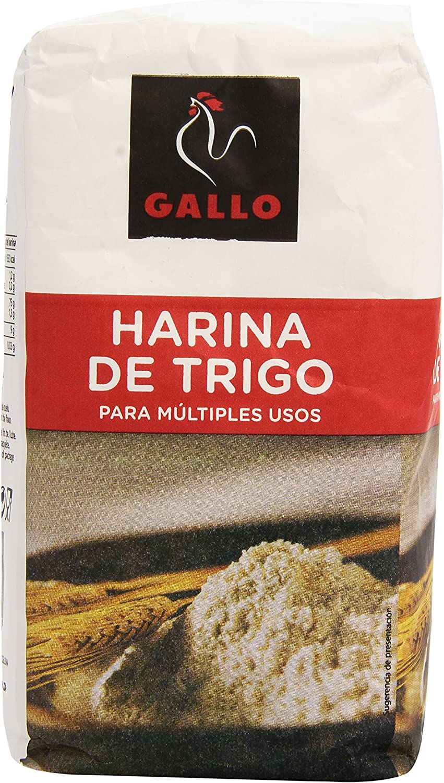 Gallo - Harina de trigo - 1 kg