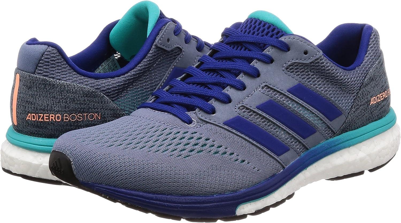 adidas Herren Adizero Boston 7 M Laufschuhe, blau, 50.7 EU