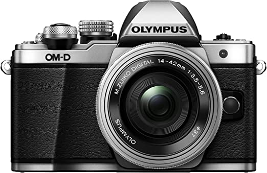 Olympus Om D E M10 Mark Ii Kit Micro Four Thirds Kamera