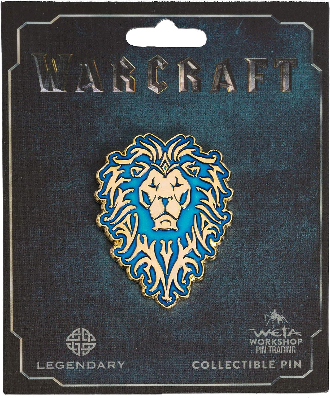 Amazon.com: Weta Workshop World of Warcraft Alliance Icon ...