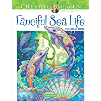 Image for Creative Haven Fanciful Sea Life Coloring Book (Adult Coloring)