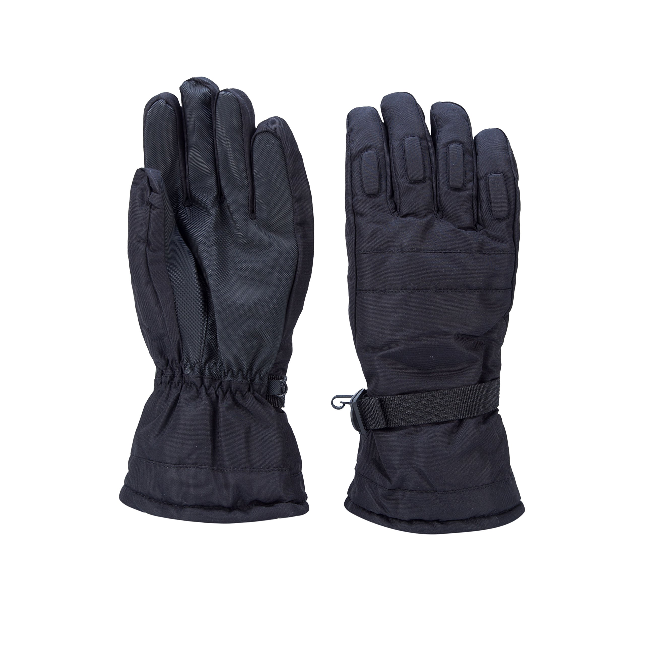 Snowboard Gloves High Grade Winter Warm Ski Gloves Waterproof and Thickened Electric Bicycle Gloves Ski Gloves for Men
