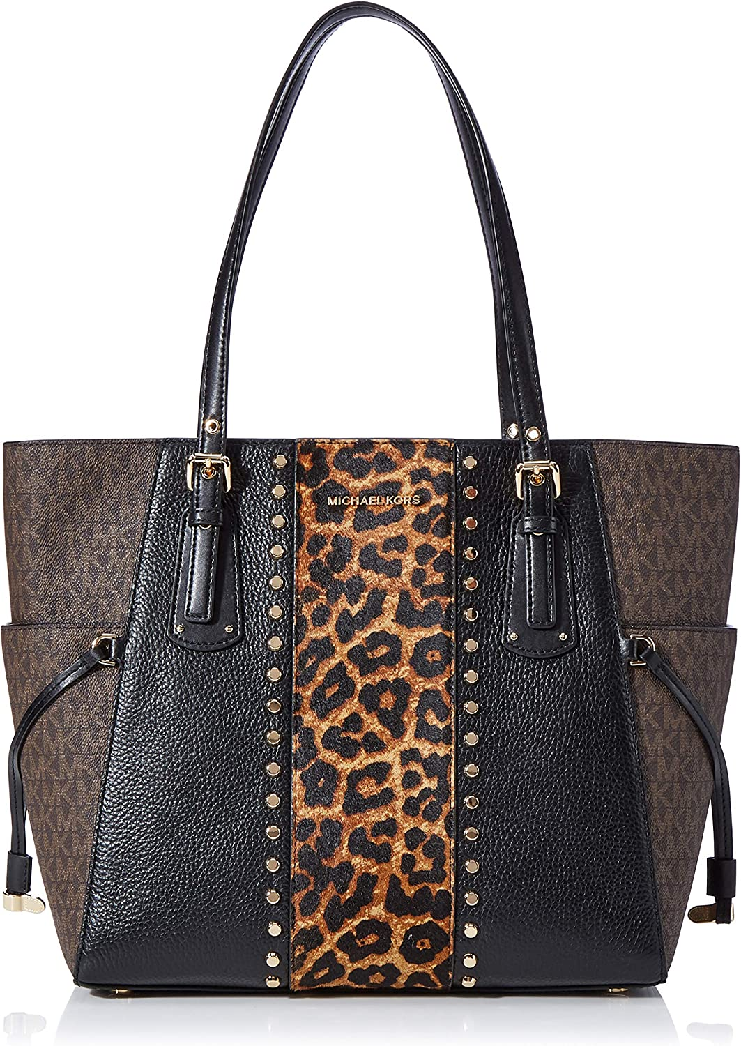 Michael Kors Bag, Multicolour (Brown Multi 212)