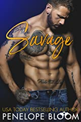 Savage: A Bad Boy Next Door Romance Kindle Edition