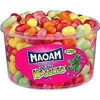 Haribo Maoam, Frucht Kracher, Caramelo Masticable, 300 Unidades