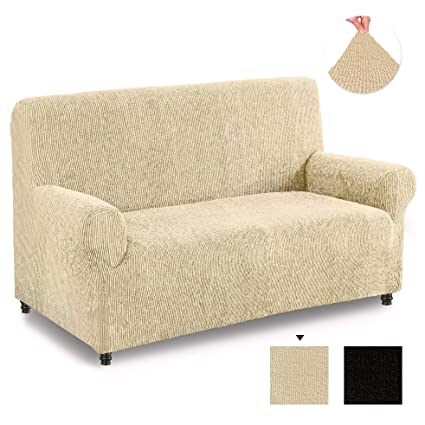 Outstanding Paulato By Ga I Co Loveseat Cover Loveseat Slipcovers Loveseat Couch Covers Cotton Fabric Slipcovers 1 Piece Form Fit Stretch Stylish Creativecarmelina Interior Chair Design Creativecarmelinacom