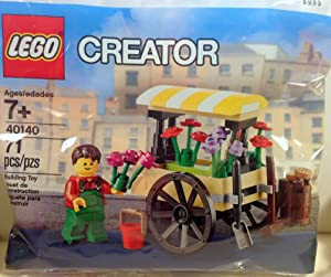 LEGO Creator Set Polybag Flower Cart (40140)